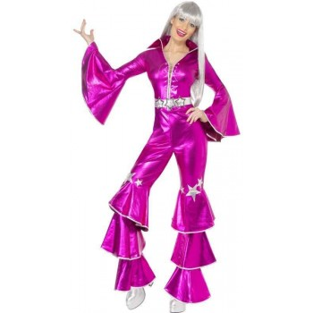 1970'S Dancing Dream Fancy Dress Costume