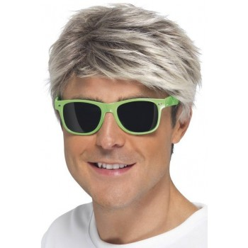 Neon Glasses (1980S Fancy Dress Glasses)