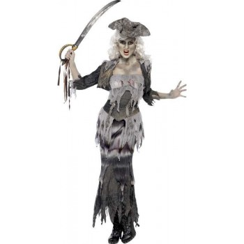 Ghost Ship Ghoulina Fancy Dress Costume
