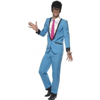 Teddy Boy Fancy Dress Costume Mens (1950S)