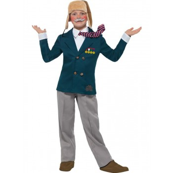 David Walliams Deluxe Grandpa's Great Escape Fancy Dress Costume