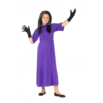 Roald Dahl Child Deluxe The Witches Costume Fancy Dress