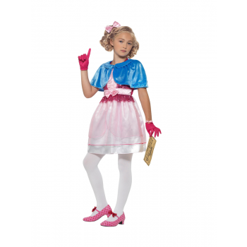 Roald Dahl Deluxe Veruca Salt Costume Fancy Dress