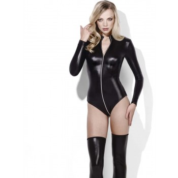 Fever Miss Whiplash Fancy Dress Costume