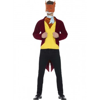 Roald Dahl Fantastic Mr Fox Costume Fancy Dress