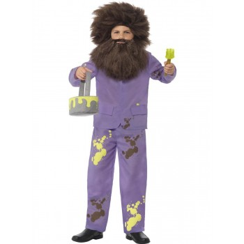 Roald Dahl Mr Twit Costume Fancy Dress