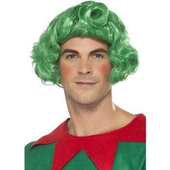 Elf Wig Fancy Dress Accessory