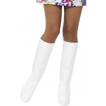 GoGo Boot Covers Fancy Dress Accessory