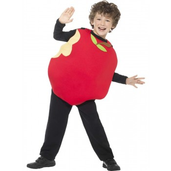Apple Costume Fancy Dress