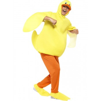 Duck Costume, with Bodysuit, Trousers Fancy Dress
