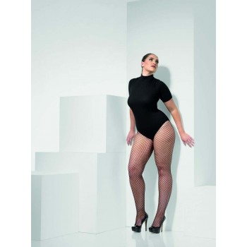 Lattice Net Tights Fancy Dress Accessory