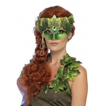 Forest Nymph Eyemask Fancy Dress Accessory