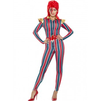 Miss Space Superstar Costume Fancy Dress