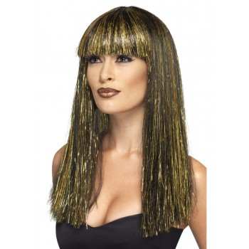 Egyptian Goddess Wig Fancy Dress Accessory