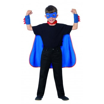 Super Hero Kit Fancy Dress Costume