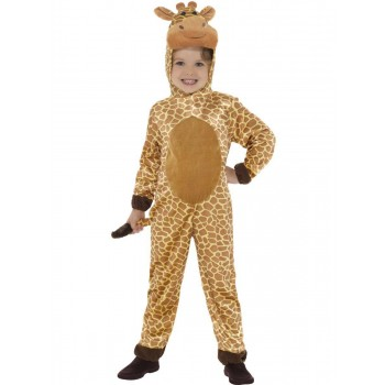 Giraffe Costume Fancy Dress