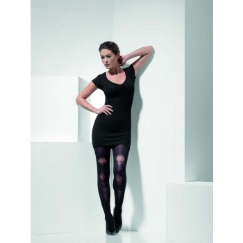 Opaque Tights Fancy Dress Accessory
