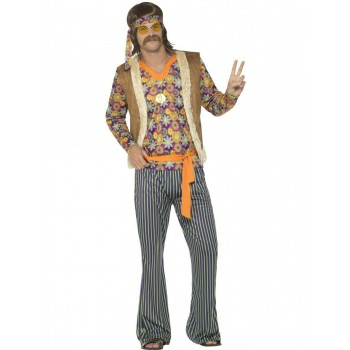 60s Singer Costume, Male Fancy Dress