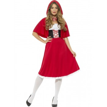 Red Riding Hood Costume Fancy Dress