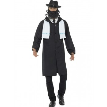Rabbi Costume Fancy Dress