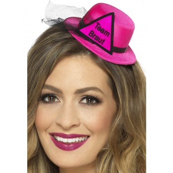 Team Braut Hat Fancy Dress Accessory