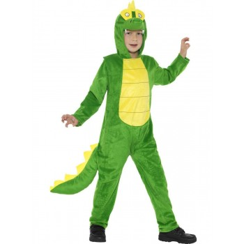 Deluxe Crocodile Costume Fancy Dress