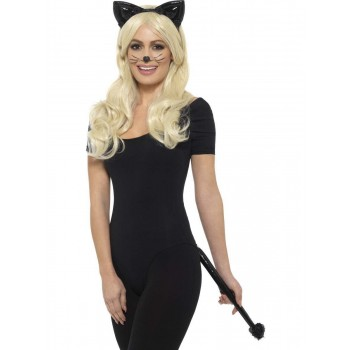 Deluxe Cat Kit, Wetlook Fancy Dress Costume