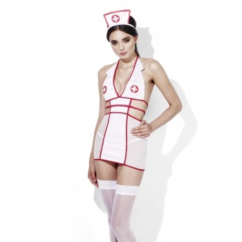 Fever Nurse, Feel Better Fancy Dress Costume