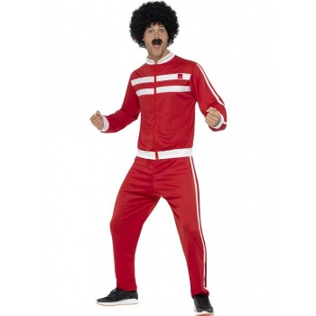 Scouser Tracksuit Fancy Dress Costume