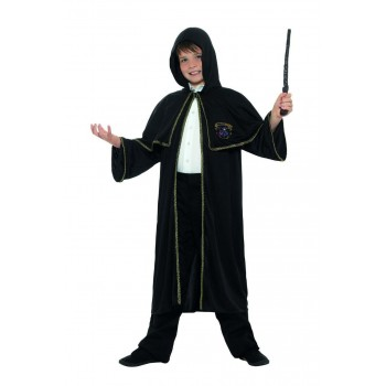 Wizard Cloak Fancy Dress Costume