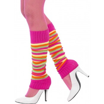 Legwarmers Fancy Dress Accessory