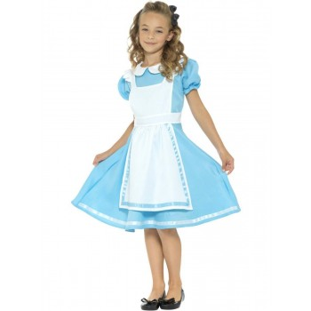 Wonderland Princess Costume Fancy Dress