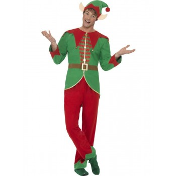 Elf Costume Fancy Dress