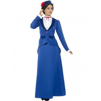 Victorian Nanny Costume Fancy Dress