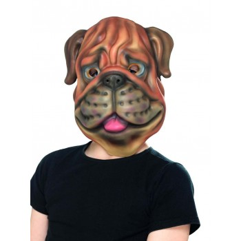 Dog Mask, EVA Fancy Dress Accessory