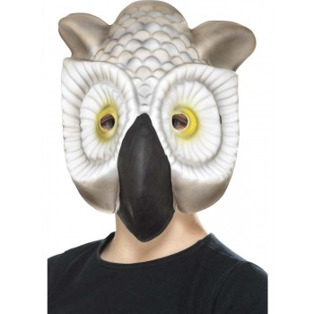 Owl Mask Fancy Dress Accessory