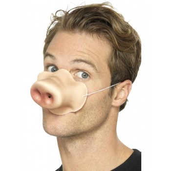 Pig Snout Fancy Dress Accessory
