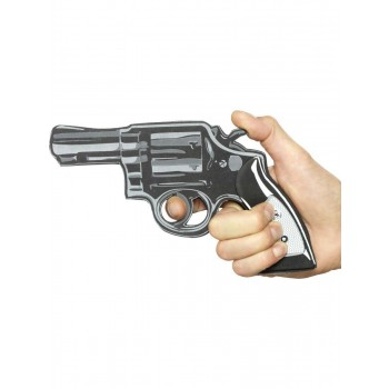 Cartoon Pistol Gun Fancy Dress Accessory