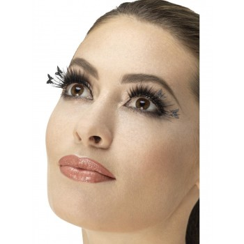 Eyelashes, Winged Butterfly Fancy Dress Accessory