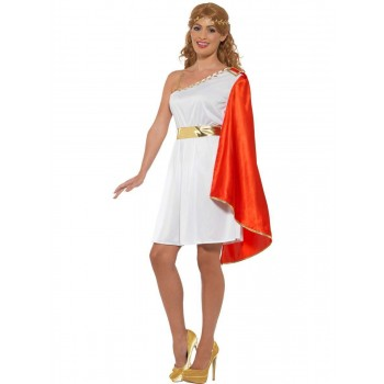 Roman Lady Costume Fancy Dress