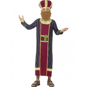 King Balthazar Costume Fancy Dress