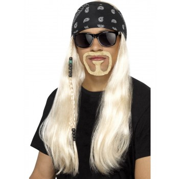 Hard Rocker Kit Fancy Dress Accessory