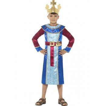 King Melchior Costume Fancy Dress