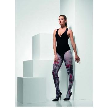 Opaque Tights, Zombie Dirt Fancy Dress Accessory