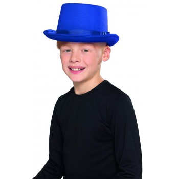 Kids Top Hat Fancy Dress Accessory