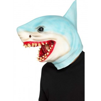 Shark Overhead Mask Fancy Dress Accessory