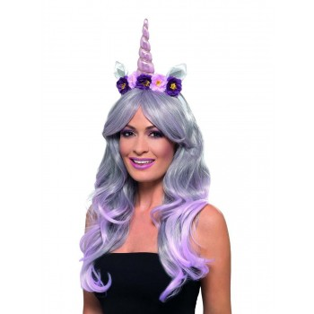 Unicorn Headband Fancy Dress Accessory