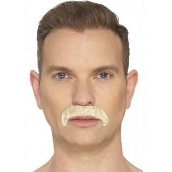 The Horseshoe Moustache Fancy Dress Accessory