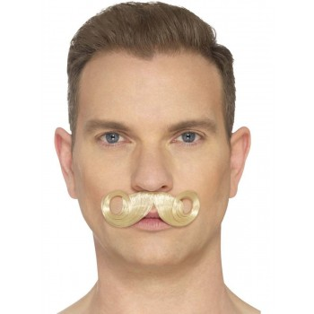 The Imperial Moustache Fancy Dress Accessory