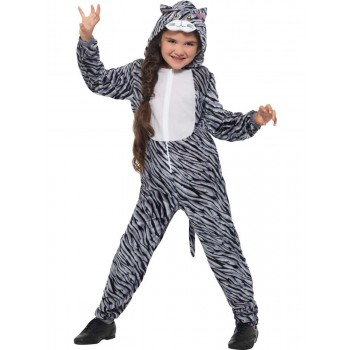 Tabby Cat Costume Fancy Dress